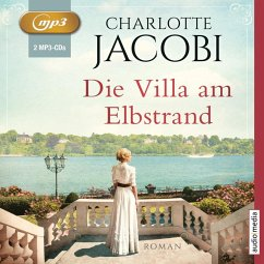 Die Villa am Elbstrand / Villa am Elbstrand Bd.1 (2 MP3-CDs) - Jacobi, Charlotte