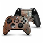 XBOX Elite Controller Skin Sticker Rust