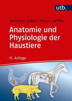 Anatomie und Physiologie der Haustiere - Gäbel, Gotthold; Loeffler, Klaus