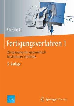 Fertigungsverfahren 1 (eBook, PDF) - Klocke, Fritz
