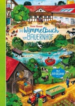 Das Wimmelbuch vom Bauernhof - Suess, Anne