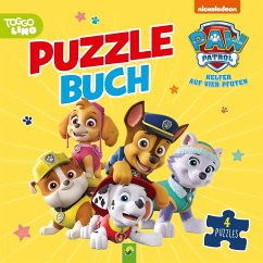 PAW Patrol Puzzlebuch - Bensch, Katharina