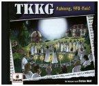 Ein Fall für TKKG - Achtung, UFO-Kult!, 1 Audio-CD