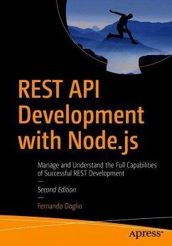 REST API Development with Node.js - Doglio, Fernando