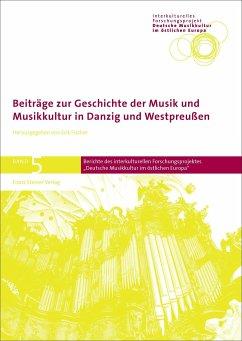 Beiträge zur Geschichte der Musik und Musikkult...
