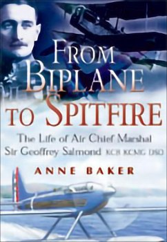 From Biplane to Spitfire (eBook, ePUB) - Baker, Anne