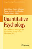 Quantitative Psychology (eBook, PDF)