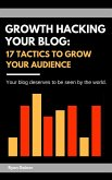 Growth Hacking Your Blog: 17 Tactics to Grow Your Audience (eBook, ePUB)