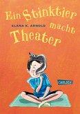 Ein Stinktier macht Theater / Bat und Thor Bd.2 (eBook, ePUB)
