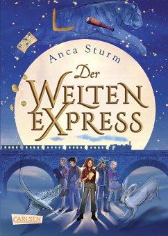 Der Welten-Express Bd.1 (eBook, ePUB) - Sturm, Anca