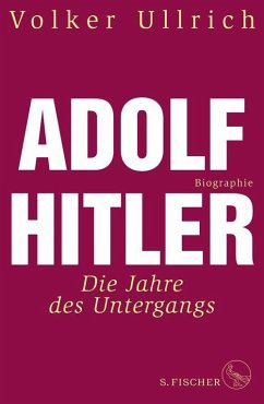 Adolf Hitler (eBook, ePUB) - Ullrich, Dr. Volker