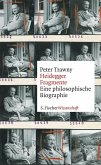 Heidegger-Fragmente (eBook, ePUB)