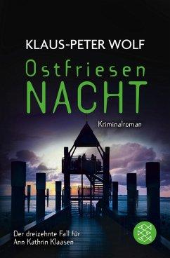 Ostfriesennacht / Ann Kathrin Klaasen ermittelt Bd.13 (eBook, ePUB) - Wolf, Klaus-Peter
