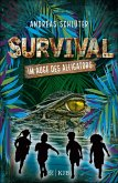 Im Auge des Alligators / Survival Bd.3 (eBook, ePUB)