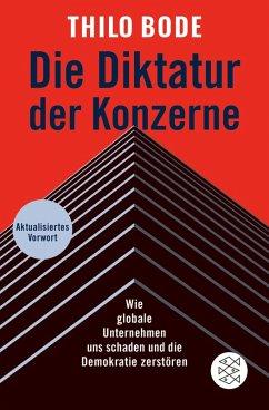 Die Diktatur der Konzerne (eBook, ePUB) - Bode, Thilo