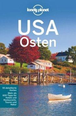 Lonely Planet Reiseführer USA Osten - Zimmermann, Karla