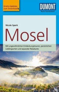 DuMont Reise-Taschenbuch Reiseführer Mosel - Sperk, Nicole