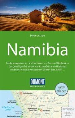 DuMont Reise-Handbuch Reiseführer Namibia - Losskarn, Dieter