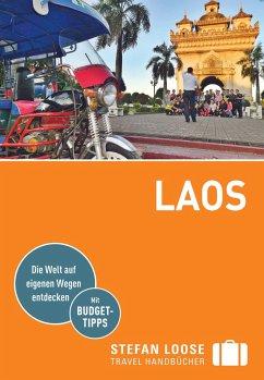 Stefan Loose Reiseführer Laos - Düker, Jan
