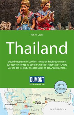 DuMont Reise-Handbuch Reiseführer Thailand - Loose, Renate