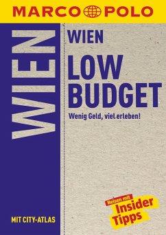 MARCO POLO Reiseführer LowBudget Wien - Weiss, Walter M.