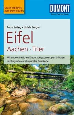 DuMont Reise-Taschenbuch Reiseführer Eifel, Aac...