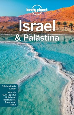 Lonely Planet Reiseführer Israel, Palästina