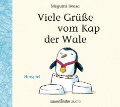Viele Grüße vom Kap der Wale, 1 Audio-CD - Iwasa, Megumi
