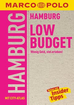 MARCO POLO Reiseführer LowBudget Hamburg
