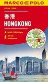 MARCO POLO Citymap Cityplan Hongkong 1:12000