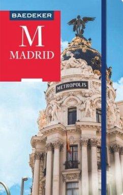 Baedeker Reiseführer Madrid - Schulz, Iris