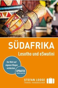 Stefan Loose Reiseführer Südafrika - Lesotho und eSwatini - Williams, Lizzie