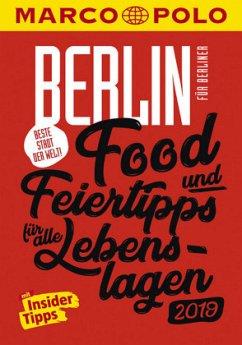MARCO POLO Beste Stadt der Welt - Berlin 2019 (MARCO POLO Cityguides) - Wiedemeier, Juliane
