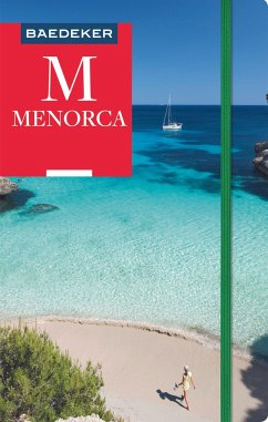 Baedeker Reiseführer Menorca - Schulze, Dieter;Gawin, Izabella