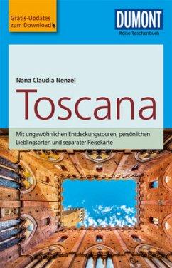 DuMont Reise-Taschenbuch Reiseführer Toscana - Nenzel, Nana Claudia