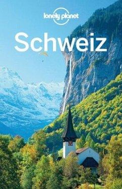 Lonely Planet Reiseführer Schweiz - Williams, Nicola