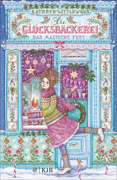 Buch-Reihe Die Glücksbäckerei von Kathryn Littlewood