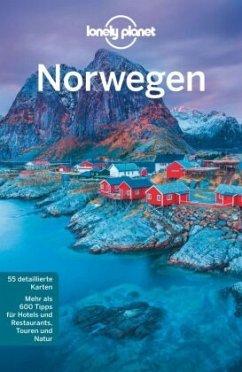 Lonely Planet Reiseführer Norwegen - Ham, Anthony