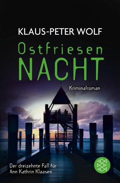 Buch-Reihe Ann Kathrin Klaasen ermittelt von Klaus-Peter Wolf