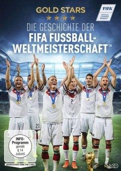 Die Geschichte der FIFA Fußball-Weltmeisterschaft - 2 Disc DVD