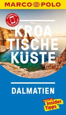 MARCO POLO Reiseführer Kroatische Küste Dalmati...