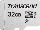 Transcend microSDHC 300S 32GB Class 10 UHS-I U1