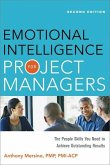 Emotional Intelligence for Project Managers (eBook, ePUB)