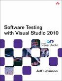 Software Testing with Visual Studio 2010 (eBook, ePUB)