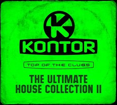 Kontor Top Of The Clubs-The Ultimate House Coll.2 - Diverse
