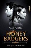 Honigsüß & bitterböse / Honey Badgers Bd.1 (eBook, ePUB)