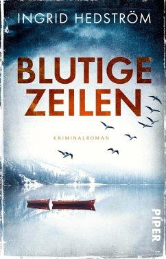 Blutige Zeilen / Astrid Sammils Bd.2 (eBook, ePUB) - Hedström, Ingrid