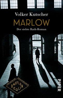 Marlow / Kommissar Gereon Rath Bd.7 (eBook, ePUB) - Kutscher, Volker