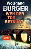 Wen der Tod betrügt / Kripochef Alexander Gerlach Bd.15 (eBook, ePUB)