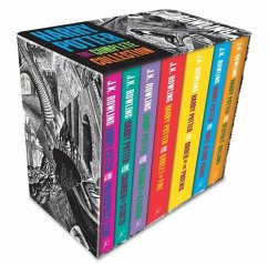 Harry Potter Boxed Set: The Complete Collection Adult Paperback - Rowling, J. K.
